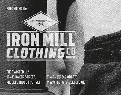 Iron Mill Clothing Co.