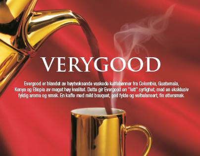 Annonse Evergood Kaffe