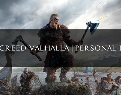 Assassin's Creed Valhalla [Personal Project] (2020)