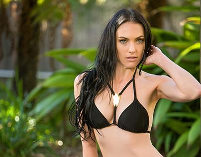 Bikini Shoot with Tara