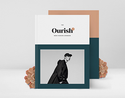 OURISH Mens Fashion Lookbook