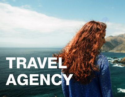Travel Agency Web Site