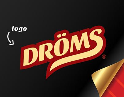 DRÖMS Restaurant Branding | هوية مطعم درومس