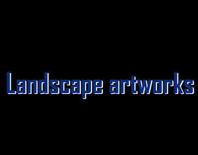 Landscape Artworks
