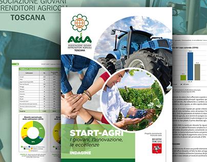 Agia Toscana. Indagine Start-Agri