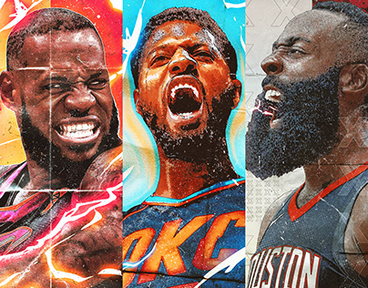 NBA Illustrations [2017/18] Finish Line - Vol. 2