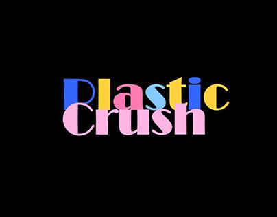 Plastic Crush - Logo Animation
