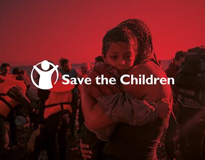 Save the Children - Resource Center Redesign