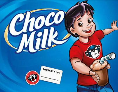 Choco Milk en digital.