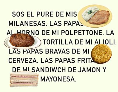 Potato poem