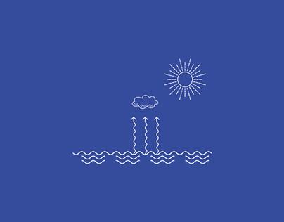 Water is a Treasure - Rawda Calendar 2015