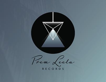 Logo Design - Prem Leela Records