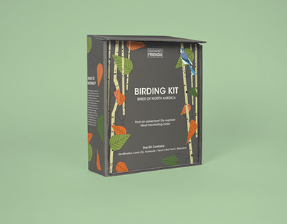 Feathered Friends Birdwatching Kit