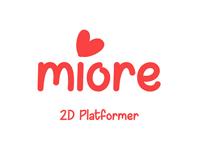 Miore! 2D Platformer Game