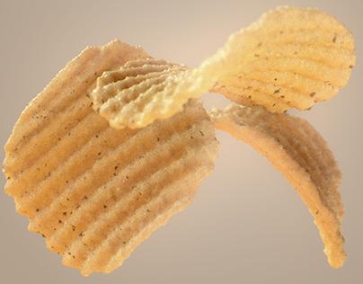 Wavy Chips