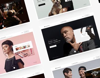 Squarespace.com 2017 Website