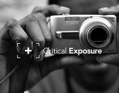 Critical Exposure Non-Profit Identity Design
