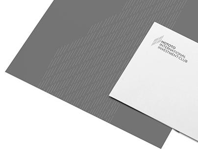 Branding for Hototo International Investment Club