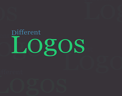 Different logos