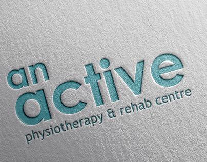 "AnActive - Physio & Rehab Centre-Hyderabad ""Branding"""