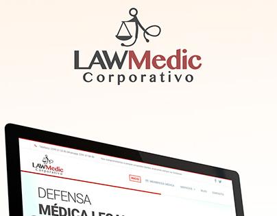 LAWMedic Corporativo  - Website