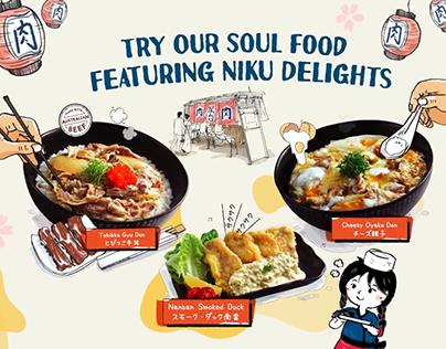 Taste the Wonders of Japanese Soul Food