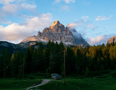 The Dolomites, Italy 2020