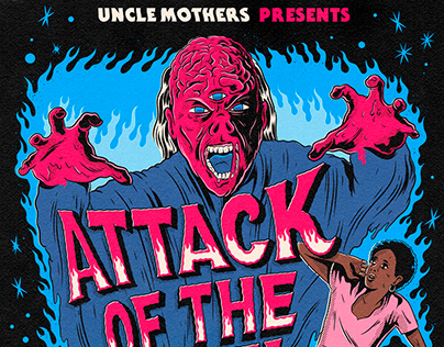 Attack Of The Riff Poster