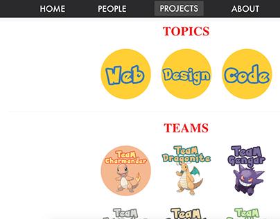 UI/UX & Web Development: Parsons Bootcamp