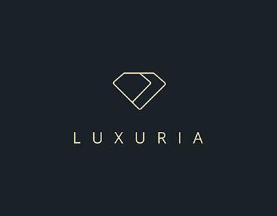 LUXURIA BRANDING