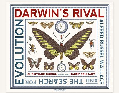 Darwin's Rival / Walker Books