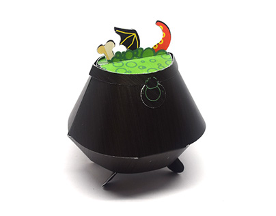Cauldron Pop-Up