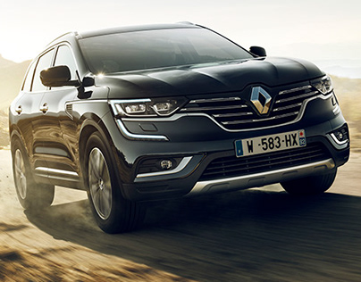 Renault Crossover campaign