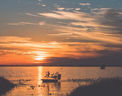 JANUARY SUNSET // Lake Washington