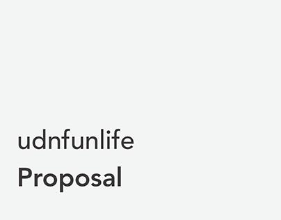 udnfunlife Logo Proposal