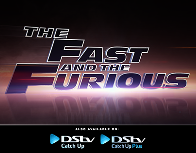 The Fast And The Furious. DStv Pop Up Channel