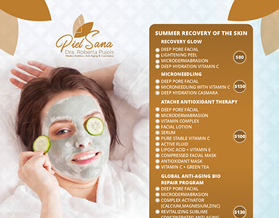 PIEL SANA - SUMMER RECOVERY OF THE SKIN