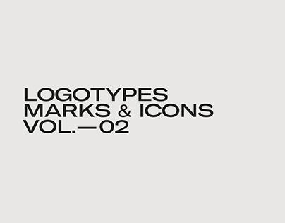 Logotypes, marks & icons.-Vol. 2