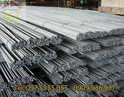 Bảng báo giá thép Miền Nam - Phân phối sắt thép tốt