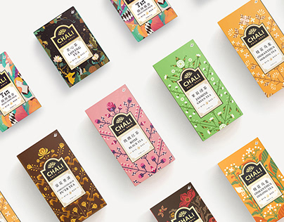 CHALI | Packaging Design