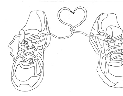 Runners for a themed Wedding Invitation