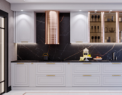 M.F. Kitchen İnterior Design