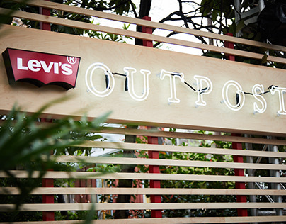 Levi's Outpost at SXSW — Levi's