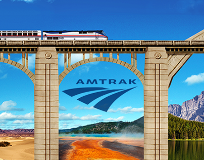 Amtrak | Made For You To See