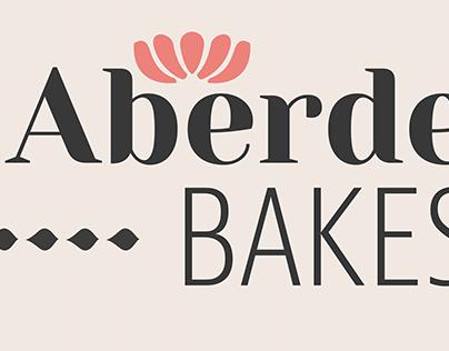 Aberdeen Bakes Logo & Sticker Design