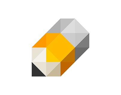 Fractal pencil icon
