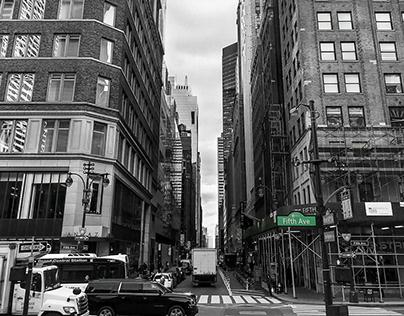 Winter   NYC