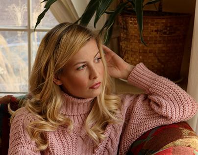 Emily in the Window