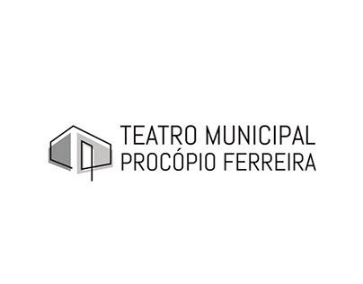 Identidade Visual | Teatro Municipal Procópio Ferreira