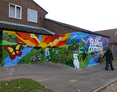 UK Community Arts projects